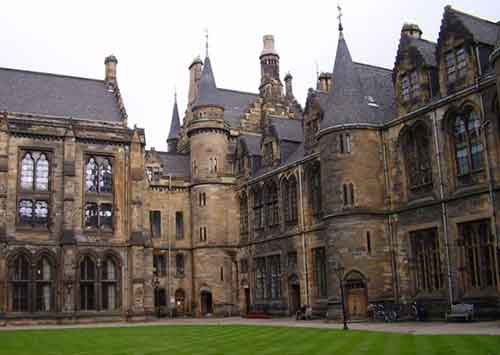 University of Glasgow UK